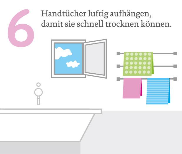 wohnung k che bad und wc richtig putzen. Black Bedroom Furniture Sets. Home Design Ideas